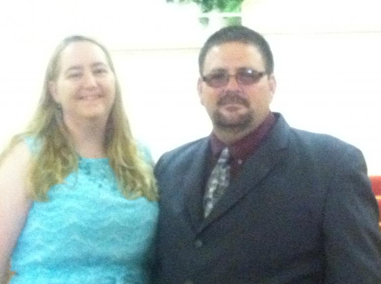 Johnathan and Cheryl Taylor